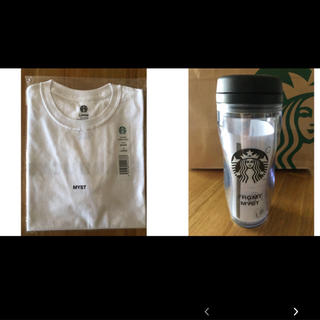 フラグメント(FRAGMENT)の新品Starbucks fragment セット(Tシャツ/カットソー(半袖/袖なし))