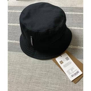 バーバリー(BURBERRY)のバーバリー 帽子 バケットハット Mサイズ(帽子)