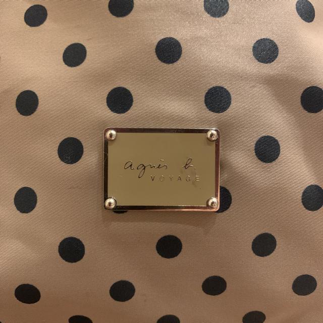 agnes b.(アニエスベー)の新品未使用☆アニエスベー ナイロンリュック レディースのバッグ(リュック/バックパック)の商品写真