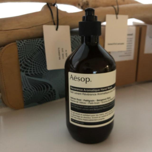 Aesop(イソップ)のAesop レバレンスハンドウォッシュ コスメ/美容のボディケア(ボディソープ/石鹸)の商品写真