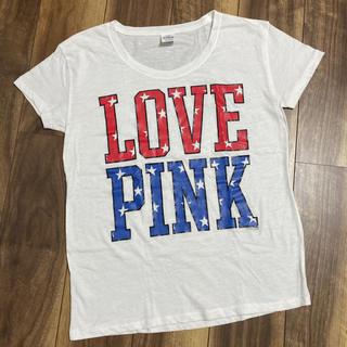 ヴィクトリアズシークレット(Victoria's Secret)のVictoria's Secret PINK Tシャツ(Tシャツ(半袖/袖なし))