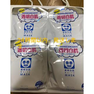 イシザワケンキュウジョ(石澤研究所)の即発送様専用 石澤研究所 透明白肌 ホワイトフェイスパック 10枚入り×4個(パック/フェイスマスク)