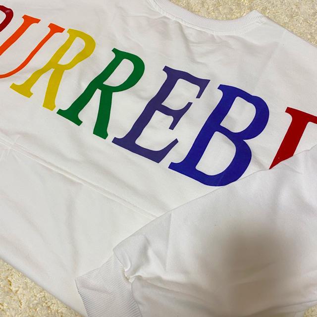 179/WG(イチナナキュウダブルジー)の韓国ファッション♡ロンT♡入手困難♡新品未使用 レディースのトップス(Tシャツ(長袖/七分))の商品写真