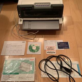 OKI プリンター MICROLINE 6300FB2