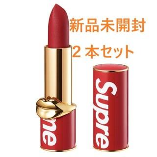 Supreme - Supreme Lipstick 2本セット 新品未開封