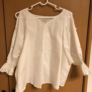 ナチュラルクチュール(natural couture)のレディース ブラウス フリーサイズ(シャツ/ブラウス(長袖/七分))