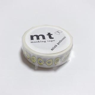 ミナペルホネン(mina perhonen)のミナペルホネン  マスキングテープ choucho・yellow(テープ/マスキングテープ)
