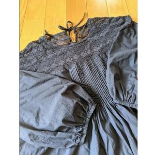 ネストローブ(nest Robe)のユティリテutilite レースプルオーバーブラウス(シャツ/ブラウス(長袖/七分))