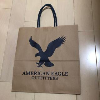 アメリカンイーグル(American Eagle)のアメリカンイーグルのショッパー(ショップ袋)