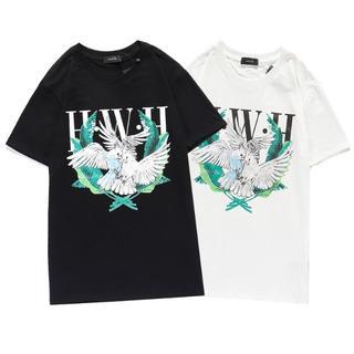 Saint Laurent - AMIRI 1803 オウム Tシャツ/半袖 2枚8000円