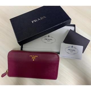 PRADA - PRADA❤️人気デザイン長財布✨