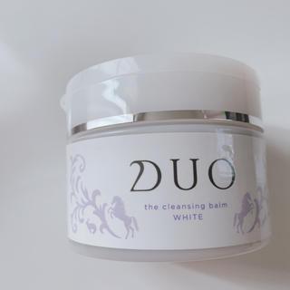 DUOクレンジングバーム ホワイト 90g