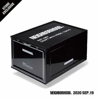 NEIGHBORHOOD - Neighborhood ネイバーフッド ボックス 二点セット