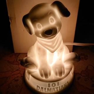 ディズニー(Disney)のbu--bu様専用【ディズニー】101匹わんちゃん ナイト ランプ(その他)