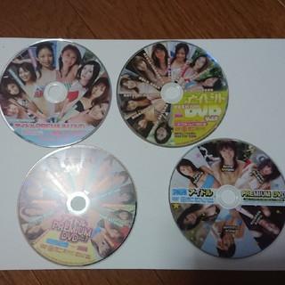 スクウェアエニックス(SQUARE ENIX)のヤングガンガン付録DVD(アイドル)