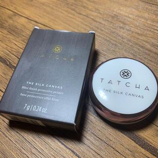 セフォラ(Sephora)のTATCHA The Silk Canvas Primer mini size(化粧下地)
