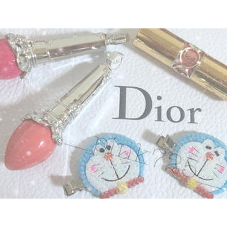 ディオール(Dior)のSALE中!前髪クリップ(ヘアピン)