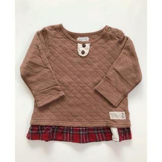 ビケット(Biquette)の80 子ども 女の子 子供服 長袖(シャツ/カットソー)