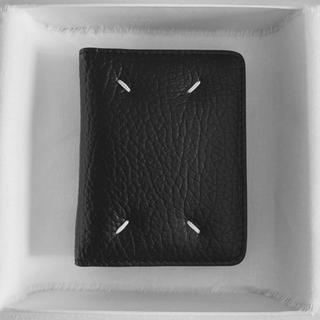 Maison Martin Margiela - [新品]Maison Margiela カードケース ミニ財布 黒