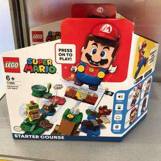 レゴ(Lego)の71360【新品・未開封】レゴ マリオ スターターキットb(知育玩具)