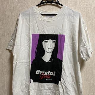 マウジー(moussy)のkyne moussy f.c.r.b bristol tee キネ マウジー(Tシャツ/カットソー(半袖/袖なし))