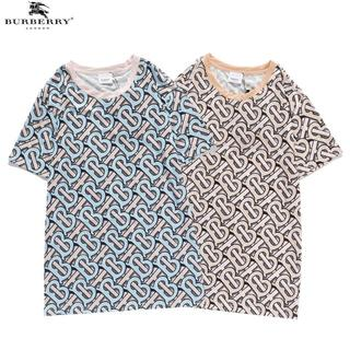 BURBERRY - BURBERRY 1401 Tシャツ/半袖 男女兼用 2枚8000円