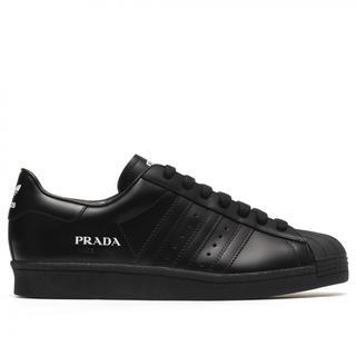 プラダ(PRADA)の27.5cm PRADA adidas アディダス プラダ black(スニーカー)