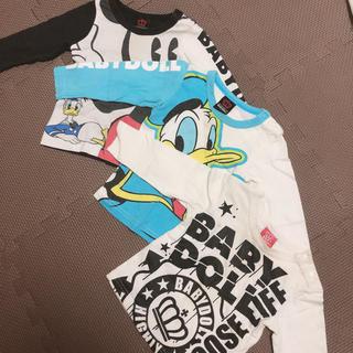 ベビードール(BABYDOLL)のBABYDOLL 80サイズ 3点セット(Tシャツ)