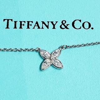 Tiffany & Co. - ティファニー Pt950 ビクトリア ネックレス ペンダント プラチナ レア