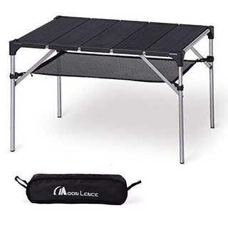 ブラックキャンプ テーブル アルミ ロールテーブル アウトドア(テーブル/チェア)