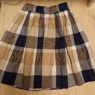 BURBERRY BLUE LABEL - チェック柄スカート