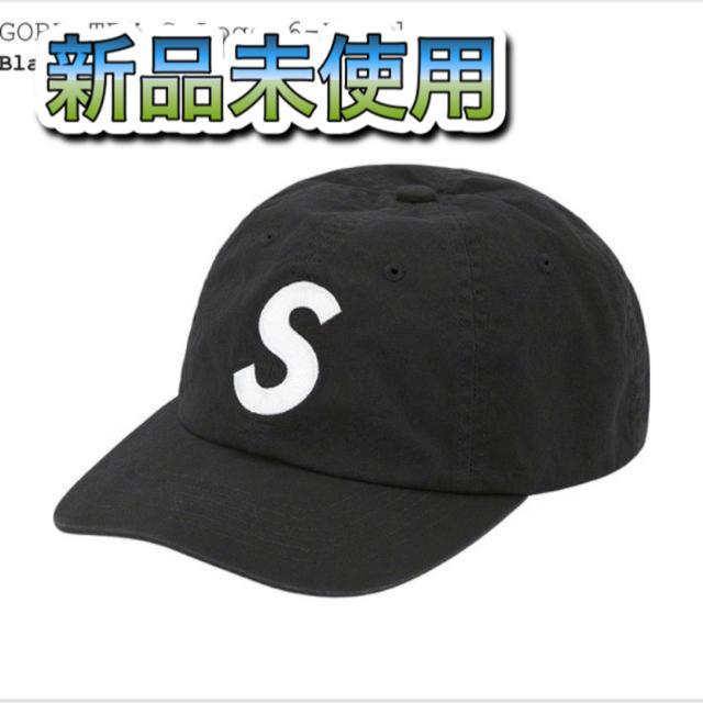 Supreme(シュプリーム)のsupreme GORE-TEX S Logo 6-Panel ブラック  メンズの帽子(キャップ)の商品写真