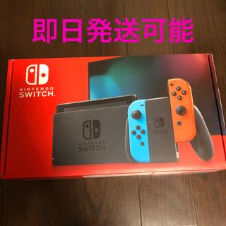 Nintendo Switch - Nintendo Switch JOY-CON(L) ネオンブルー/ スイッチ