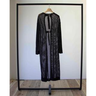 BEAUTY&YOUTH UNITED ARROWS - little suzie 2way mesh knit dress