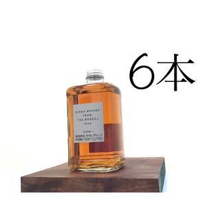 ニッカウイスキー(ニッカウヰスキー)のフロムザバレル×6本★ニッカウヰスキー(ウイスキー)