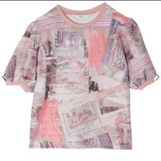 エイミーイストワール(eimy istoire)のeimyistoire Tシャツ エイミーイストワール(Tシャツ(半袖/袖なし))