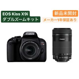Canon - キヤノン EOS Kiss X9i ダブルズームキット