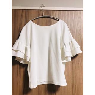 エムプルミエ(M-premier)のカットソー(Tシャツ/カットソー(半袖/袖なし))