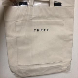 THREE - Three スワッグバック