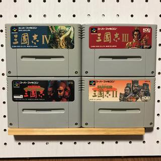 スーパーファミコン(スーパーファミコン)の三国志 2 3 4(家庭用ゲームソフト)