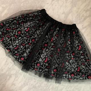 バービー(Barbie)のバービー フレアスカート 135〜145cm(スカート)
