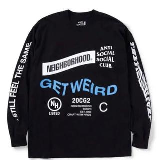 NEIGHBORHOOD - 新品 XL NEIGHBORHOOD ASSC 原宿店限定 ロンT Tシャツ 黒