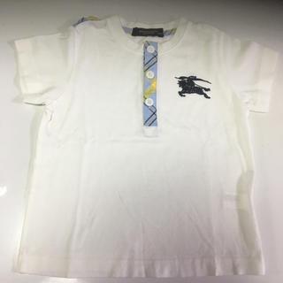 バーバリー(BURBERRY)のバーバリーロンドン Tシャツ 80センチ(Tシャツ)