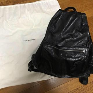 バレンシアガ(Balenciaga)の BALENCIAGA (バレンシアガ) バックパック ブラック トラベラー (バッグパック/リュック)