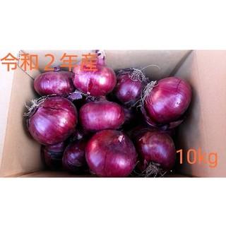 北海道 美幌町令和2年産赤玉葱(野菜)