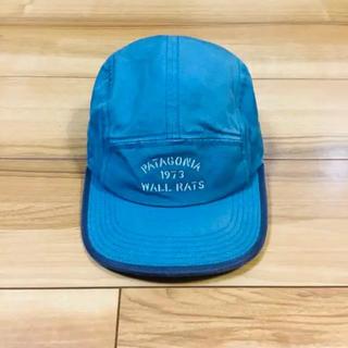 パタゴニア(patagonia)のパタゴニア   ジェットキャップ ブルー(キャップ)