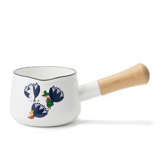 フジホーロー(富士ホーロー)の富士ホーロー ムーミン 鍋 リトルミィ(鍋/フライパン)