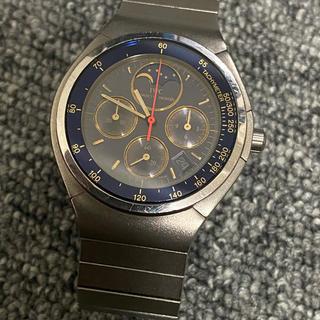 インターナショナルウォッチカンパニー(IWC)の腕時計 IWC ポルシェデザイン チタン メンズ クォーツ(腕時計(アナログ))
