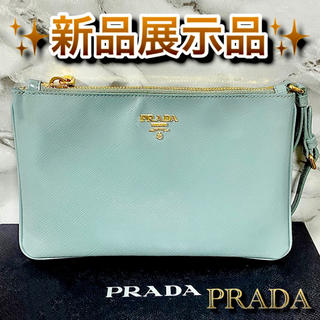 PRADA - ‼️限界価格‼️ PRADA プラダ サフィアノ クラッチバッグ バッグ ポーチ