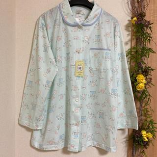 ナルエー(narue)の【新品・未使用】ハリネズミ・ブルー NARUEパジャマ(パジャマ)